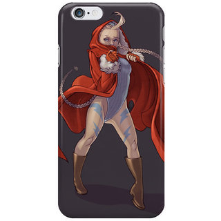 Dreambolic Cammy-White Back Cover For Iphone 6S Plus
