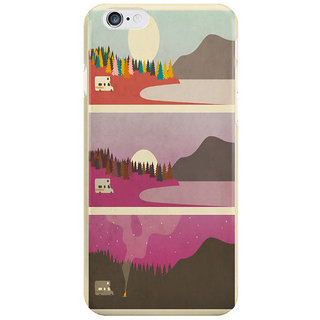 Dreambolic Campfire Back Cover For Iphone 6S Plus