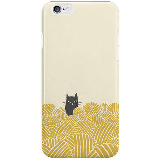 Dreambolic Cat-And-Yarn Back Cover For Iphone 6S Plus