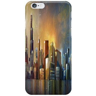 Dreambolic Chicago-Sunrise Back Cover For Iphone 6S Plus