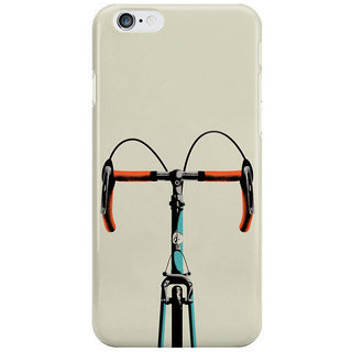 Dreambolic Bike-Portrait Back Cover For Iphone 6S Plus