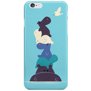 Dreambolic Birdie Back Cover For Iphone 6S Plus