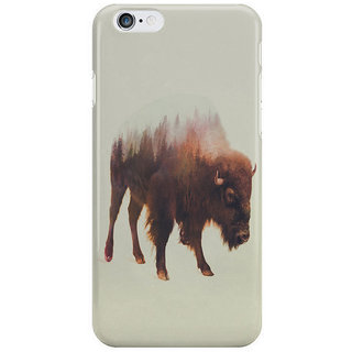 Dreambolic Bison Back Cover For Iphone 6S Plus