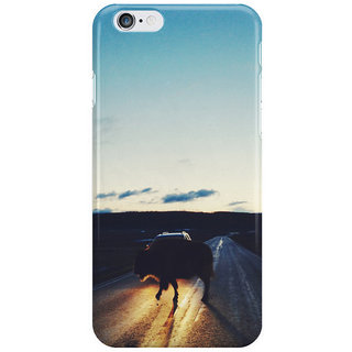 Dreambolic Bison-In-The-Headlights Back Cover For Iphone 6S Plus