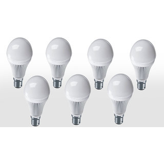 Nu Life 7 Watt Led Bulb, Pack Of 7 (139)