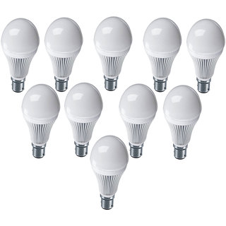 Nu Life 9 Watt Led Bulb, Pack Of 10 (130)
