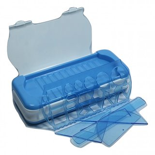 PENCIL BOX (PLASTIC )