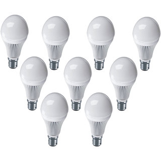 Nu Life 3 Watt Led Bulb, Pack Of 9 (165)