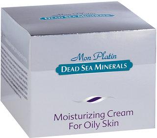 Dead Sea Minerals Moisturizing cream for Oily Skin