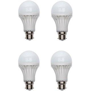Stylobby 12 Watt Led Bulb Pack of 4 pc