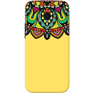 Garmor Designer Silicone Back Cover For Htc One M8 6016045803746