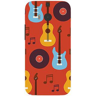 Garmor Designer Silicone Back Cover For Htc One M8 786974257793