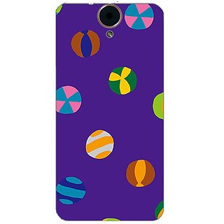 Garmor Designer Silicone Back Cover For Htc One E9 Plus 38109410017