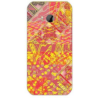 Garmor Designer Silicone Back Cover For Htc One M8 Mini 38109411915