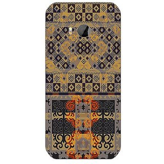 Garmor Designer Silicone Back Cover For Htc One M8 Mini 38109412042