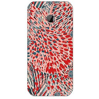 Garmor Designer Silicone Back Cover For Htc One M8 Mini 38109412059