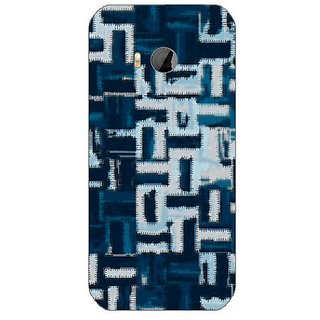 Garmor Designer Silicone Back Cover For Htc One M8 Mini 38109412004