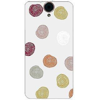 Garmor Designer Silicone Back Cover For Htc One E9 Plus 38109410024