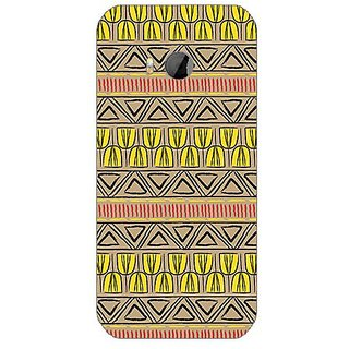 Garmor Designer Silicone Back Cover For Htc One M8 Mini 38109411939