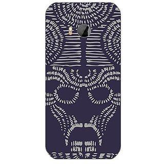 Garmor Designer Silicone Back Cover For Htc One M8 Mini 38109412035