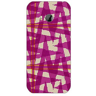Garmor Designer Silicone Back Cover For Htc One M8 Mini 38109411960