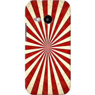 Garmor Designer Silicone Back Cover For Htc One M8 Mini 6016045850634