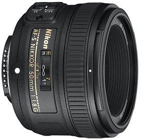 Nikon Af-S Nikkor 50Mm f/1.8 G Prime Lens