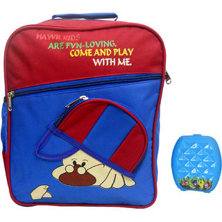 Combo RSC Cap School Bag  Lunch Box 1187