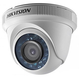 HIKVISION DS-2CE56C2T-IRP HDTVI Trubo IR Dome Camera, Resolution - 720 P