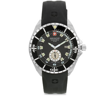Swiss Military Tough Men Sports Swiss Movement Date Watch