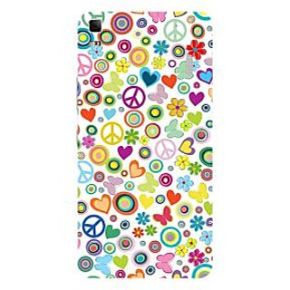 Garmor Designer Silicone Back Cover For Lenovo A7000 786974275230