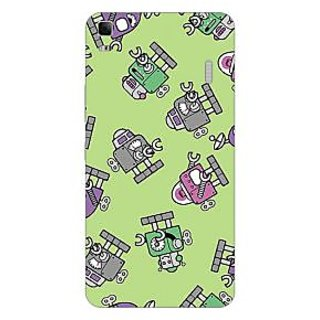 Garmor Designer Silicone Back Cover For Lenovo A7000 38109419966