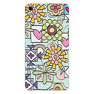 Garmor Designer Silicone Back Cover For Lenovo A7000 38109420238