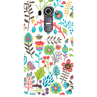Garmor Designer Silicone Back Cover For Lg G4 H810 786974280418
