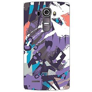 Garmor Designer Silicone Back Cover For Lg G4 H810 38109422560