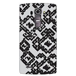 Garmor Designer Silicone Back Cover For Lg G4 H810 608974310974