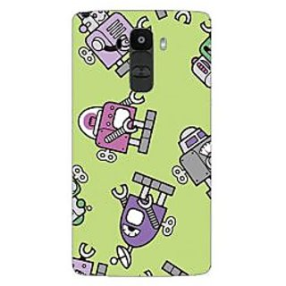 Garmor Designer Silicone Back Cover For Lg G4 Stylus 14276045603