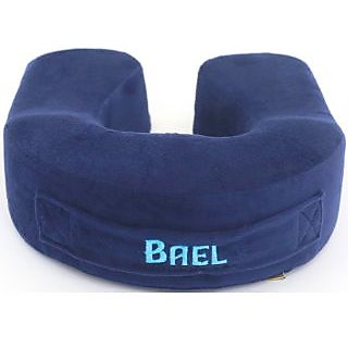 Bael Wellness Specialty Travel Neck Pillow Cushion Innovative Patented Design