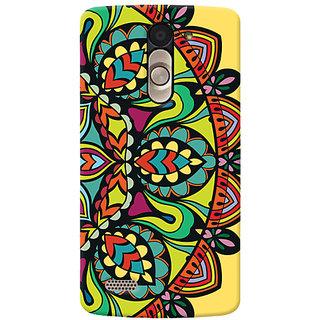 Garmor Designer Silicone Back Cover For Lg L Bello D335 6016045803050
