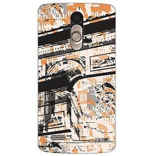 Garmor Designer Silicone Back Cover For Lg L Bello D335 608974311650