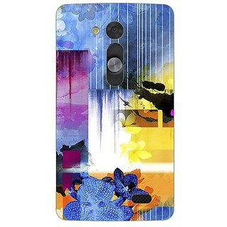 Garmor Designer Silicone Back Cover For Lg L Fino 608974312275
