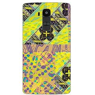 Garmor Designer Silicone Back Cover For Lg G4 Stylus 14276044477