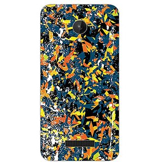 Garmor Designer Silicone Back Cover For Micromax Canvas Spark Q380 608974313906