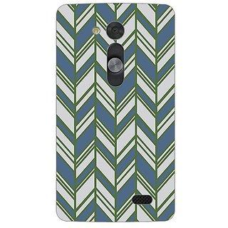 Garmor Designer Silicone Back Cover For Lg L Fino 608974312862