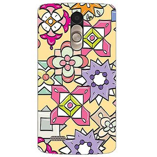 Garmor Designer Silicone Back Cover For Lg L Bello D335 38109424663