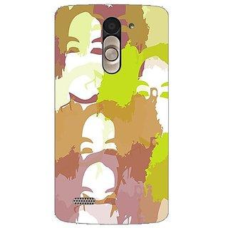 Garmor Designer Silicone Back Cover For Lg L Bello D335 38109424137