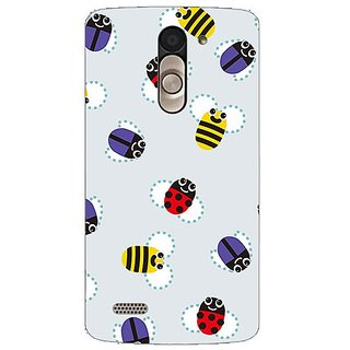 Garmor Designer Silicone Back Cover For Lg L Bello D335 38109424373