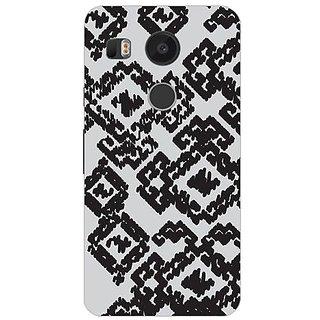 Garmor Designer Silicone Back Cover For Lg Nexus 5X 14276049250