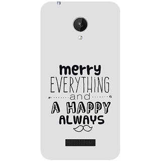 Garmor Designer Silicone Back Cover For Micromax Canvas Spark Q380 786974288902