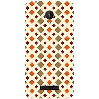 Garmor Designer Silicone Back Cover For Micromax Canvas Spark Q380 786974286588